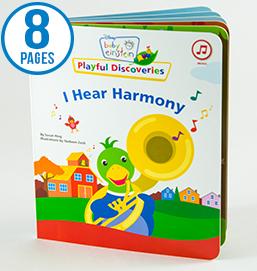I Hear Harmony