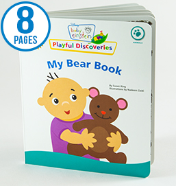 My Bear Book